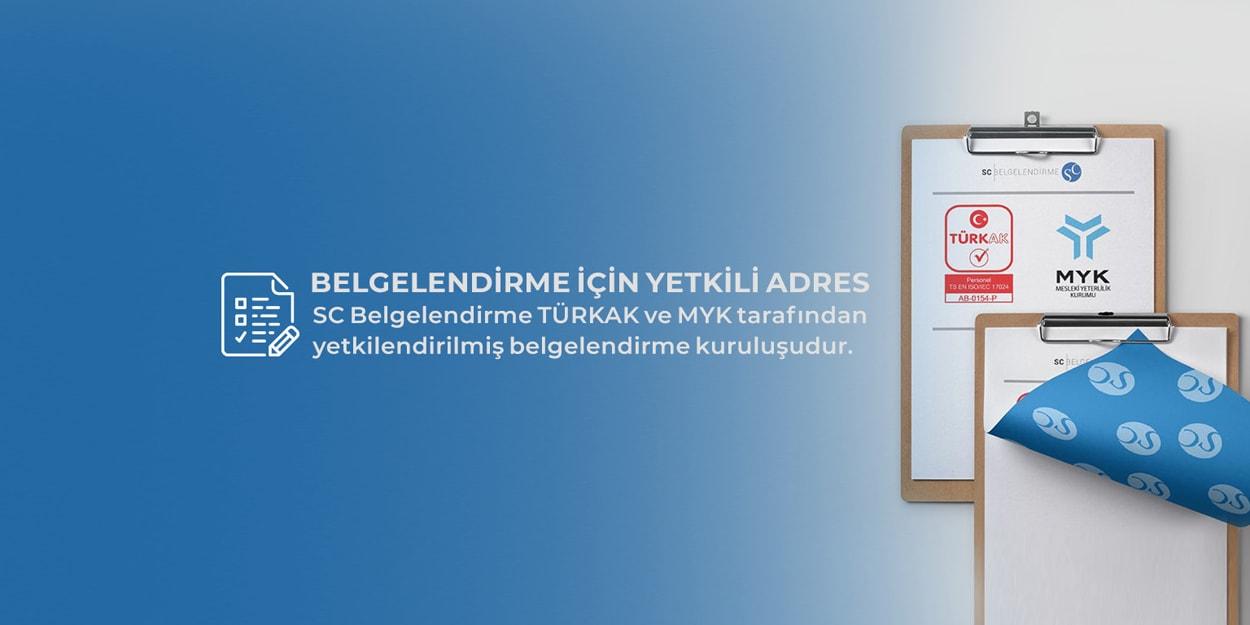 Mesleki Yeterlilik Belgesi İstanbul