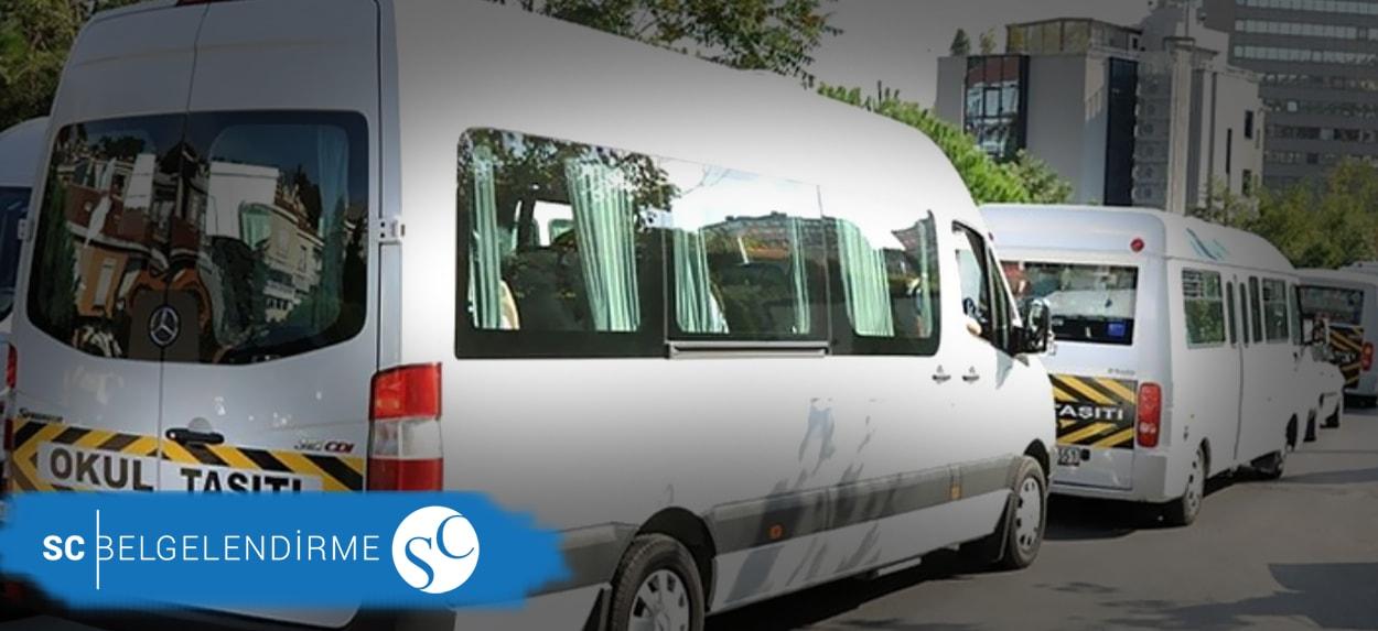 Okul Servis Şoförleri için Yetki Belgesi Şartı 3 Eylül'de Yürürlüğe Girecek!