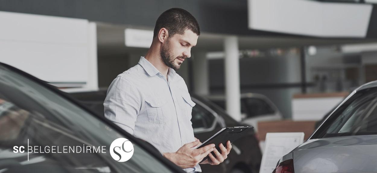 Araç Satış Yetki Belgesi Kimler Alabilir?